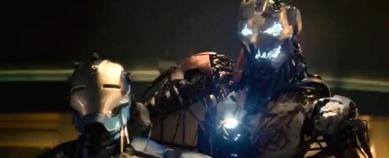Avengers 2 Age of Ultron Trailer Leak Screenshot Prototype 2