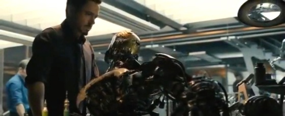 Avengers 2 Age of Ultron Trailer Leak Screenshot Prototype 3