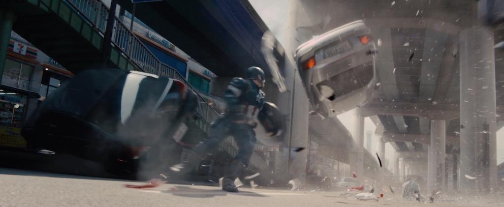 Avengers 2 Age of Utlron Screenshot Captain America 3