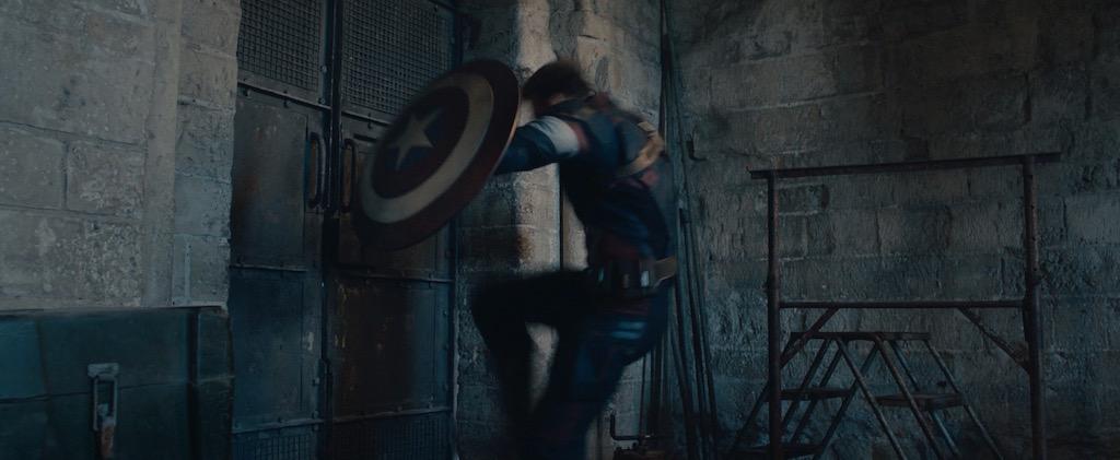 Avengers 2 Age of Utlron Screenshot Captain America