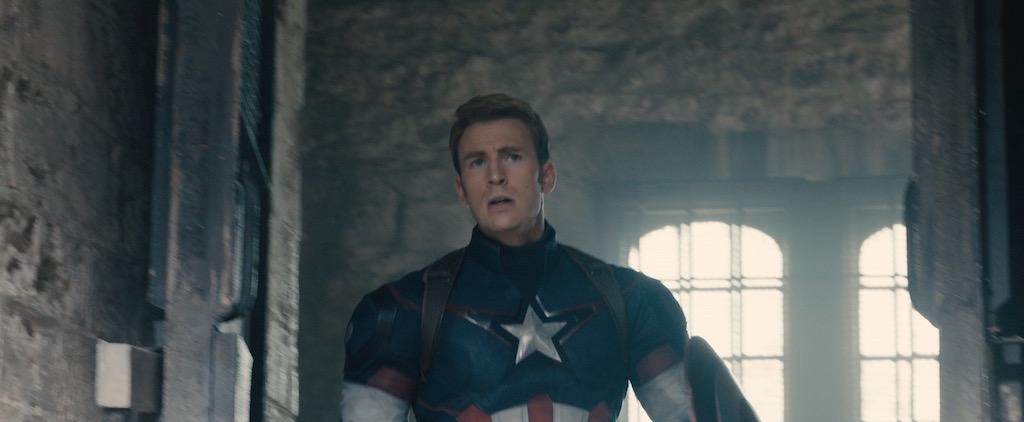 Avengers 2 Age of Utlron Screenshot Chris Evans Steve Rogers