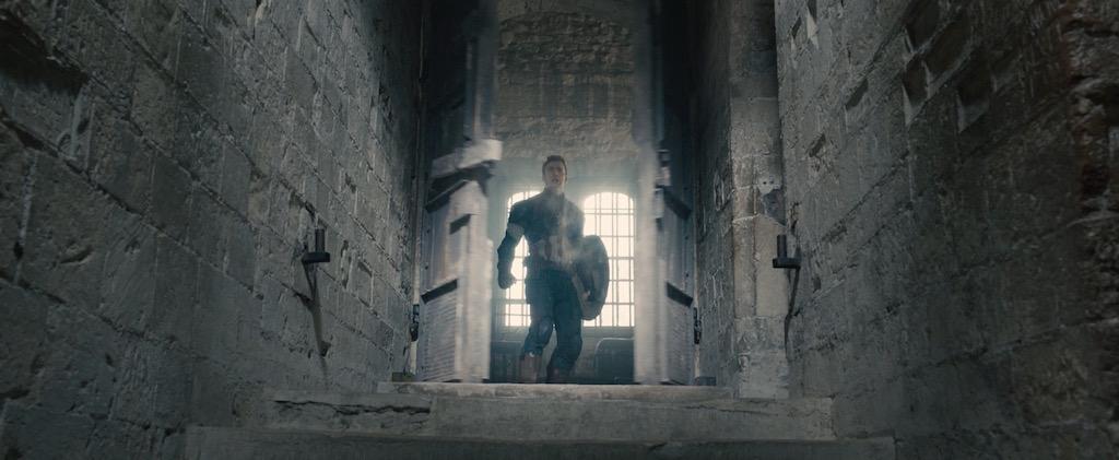 Avengers 2 Age of Utlron Screenshot Chris Evans