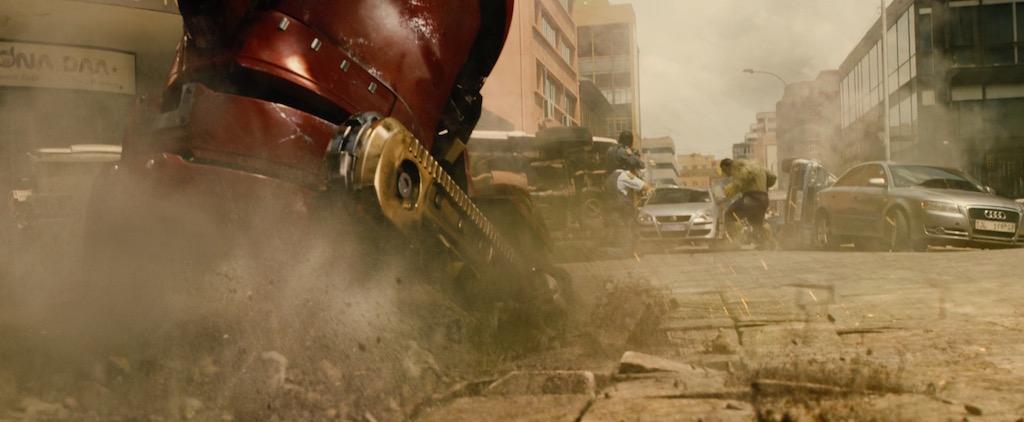 Avengers 2 Age of Utlron Screenshot Hulkbuster Foot