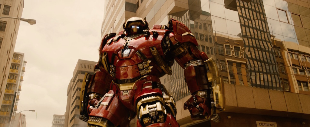 Avengers 2 Age of Utlron Screenshot Iron Man Hulkbuster Armor 4