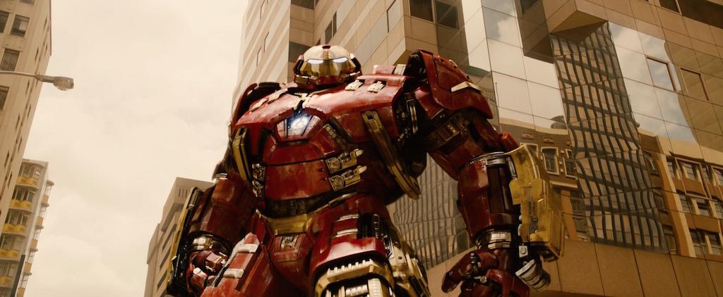Avengers 2 Age of Utlron Screenshot Iron Man Hulkbuster Armor 5