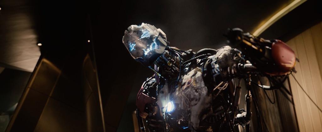 Avengers 2 Age of Utlron Screenshot Prototype 2