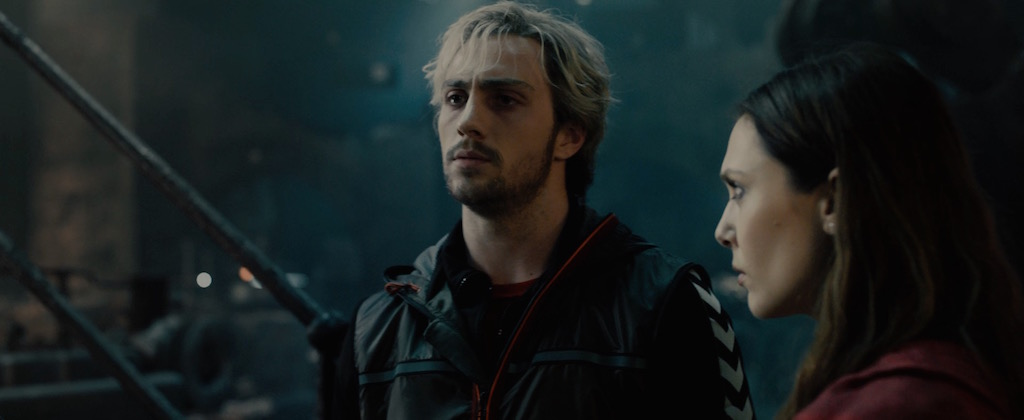 Avengers 2 Age of Utlron Screenshot Quicksilver and Scarlet Witch