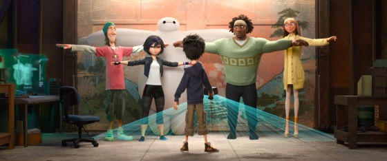 Big Hero 6 Disney Review