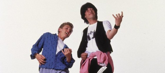 Bill and Ted's Third Excellent Adventure