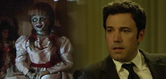 Box Office Battlefield Gone Girl vs. Annabelle
