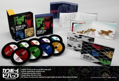 Cowboy Bebop Amazon Blu-ray Exclusive Edition