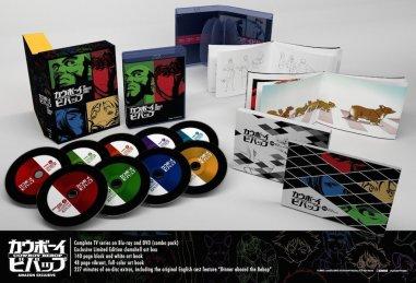 Cowboy Bebop Amazon Blu-ray Exclusive Edition