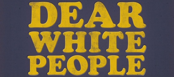 Dear White People Movie Title Logo