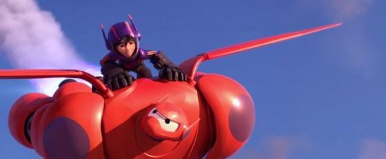 Disney Big Hero 6 Review