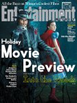 Johnny Depp Wolf and Red Riding Hood Into the Woods EW Cover
