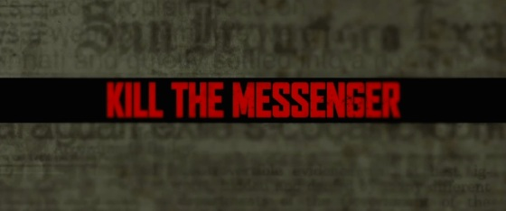 Kill the Messenger 2014 Movie Title Logo
