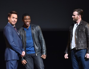 Marvel Studios Event Black Panther Chadwick Boseman