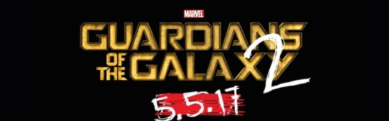 Marvel Studios Event Guardians of the Galaxy 2 Title Logo