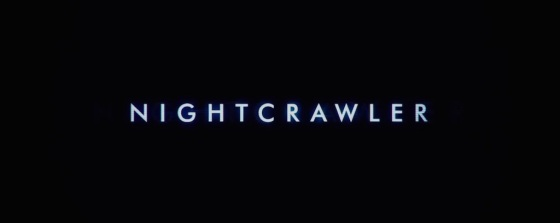 Nightcrawler Title Movie Logo