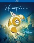 Nocturna Blu-Ray Box Cover Art