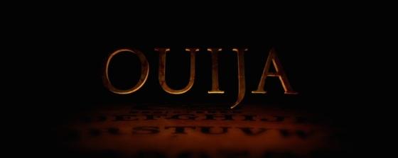Ouija Title Movie Logo