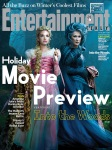 Rapunzel and Meryl Streep Witch Into the Woods EW Cover