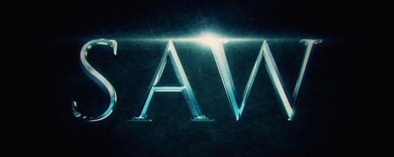 Saw Title Movie Logo