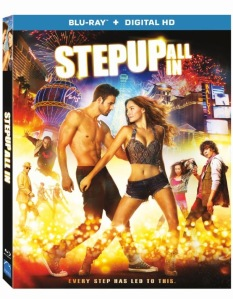 Step Up 5 All In Blu-Ray Box Cover Art