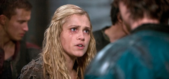The 100 Season 1 Blu-Ray Giveaway