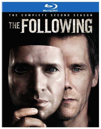 The Following Blu-Ray Box Cover Art