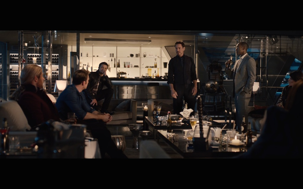 Avengers Age of Ultron Screenshot Party