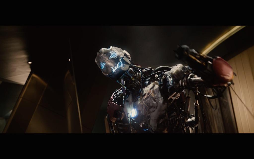 Avengers Age of Ultron Screenshot Prototype 5