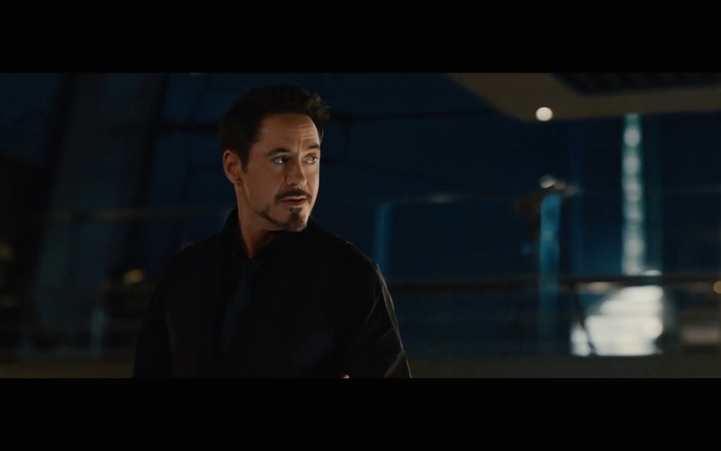 Avengers Age of Ultron Screenshot Tony Stark Robert Downey Jr. 3