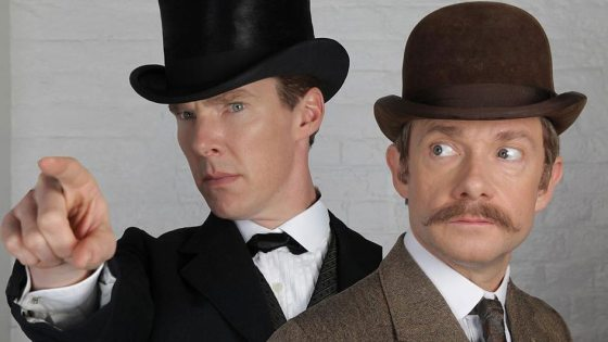 BBC One Sherlock 2015 Christmas Special