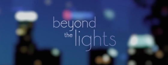Beyond the Lights Movie Title Logo