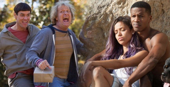 Box Office Battlefield Dumb and Dumber To vs. Beyond the Lights
