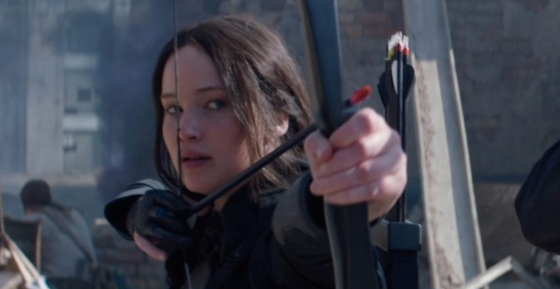 Box Office Battlefield The Hunger Games Mockingjay - Part 1