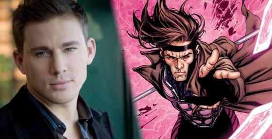 Channing Tatum X-Men Gambit Movie