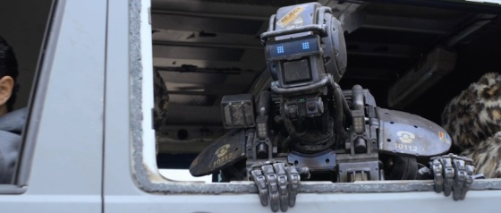 Chappie Movie Teaser Trailer