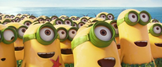 Despicable Me Minions Movie Trailer