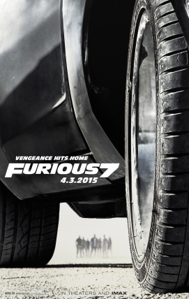 Furious 7 Movie Teaser Poster