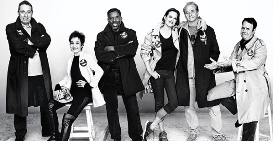 Ghostbusters 30th Anniversary Reunion