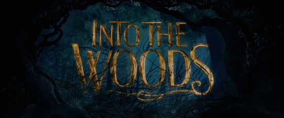 Into the Woods Movie Title Logo 2