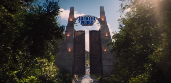 Jurassic World Teaser Trailer