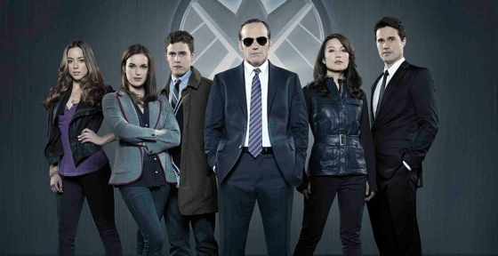 Netflix Streaming Report: Marvel's Agents of SHIELD, Happy Christmas, Nikita, and More