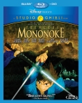 Princess Mononoke Blu-Ray Cover Art