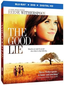 The Good Lie Blu-Ray Box Cover Art