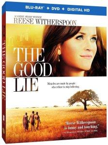 The Good Lie Blu-Ray Box Cover Art