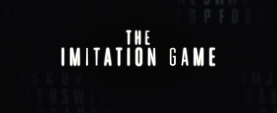 The Imitation Game Movie Title Logo