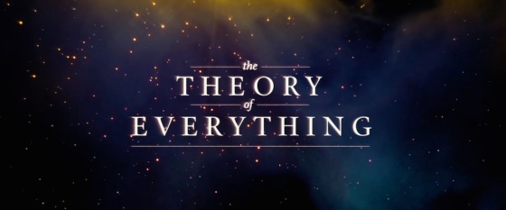 The Theory of Everything Title Movie Logo